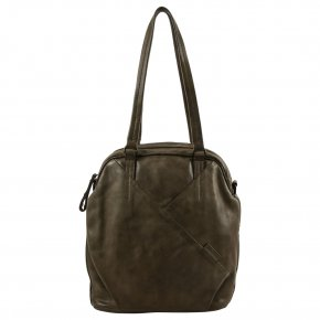 Aunts & Uncles MAPLE FUDGE Schultertasche greenery