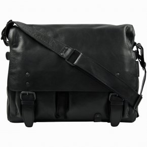 Aunts & Uncles WORKAHOLIC black Laptoptasche
