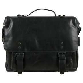 Aunts & Uncles TROUBLE SHOOTER black Laptoptasche
