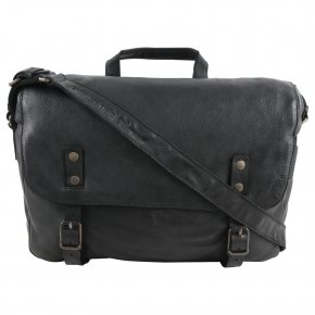 Aunts & Uncles THE ZAPPA Laptoptasche raven