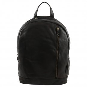Aunts & Uncles BALBO Laptoprucksack ebony