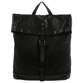 THE WHISKER urban black Rucksack