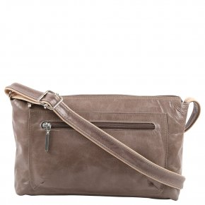 Augenthaler & Heberer THETYS Schultertasche taupe/cuoio