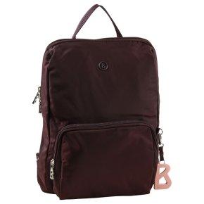 Bogner VERBIER MAXI backpack burgundy