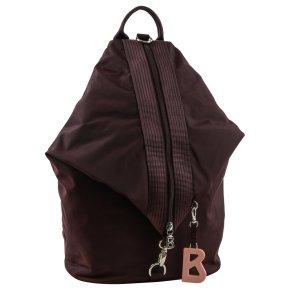 Bogner VERBIER DEBORA backpack burgundy