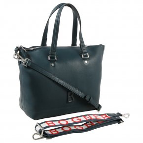 Bogner LUISA Handtasche dark blue