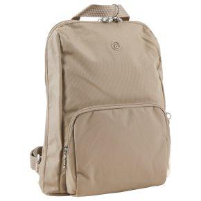 Bogner VERBIER Maxi backpack mvz taupe
