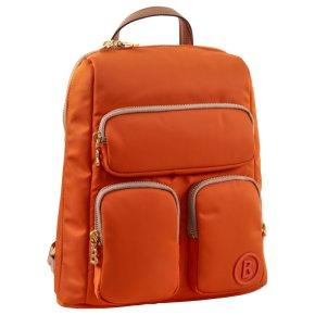 Bogner FISS Maxi backpack orange