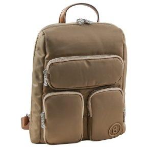 Bogner FISS Maxi backpack latte macchiato