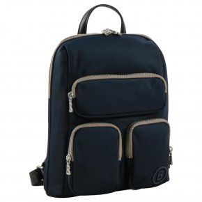 Bogner FISS Maxi backpack dark blue