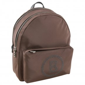Bogner LADIS BY NIGHT HERMINE backpack taupe
