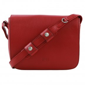 BREE LADY TOP 12 brick red
