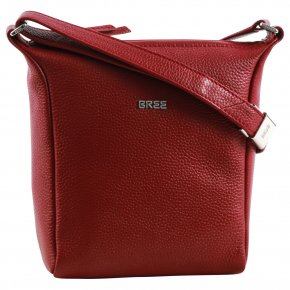 BREE NOLA 1 Handtasche dark red