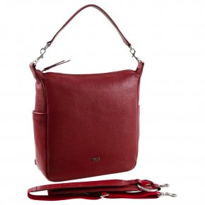 BREE NOLA 10 Rucksack dark red
