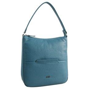 BREE NOLA 12 Schultertasche provincial blue