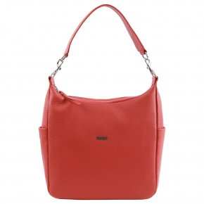 BREE NOLA 10 2in1 Tasche  massai red