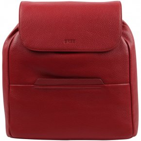 FARO 4 backpack brick red