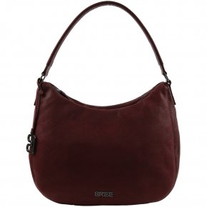 COUCO 1 Hobo brick red print