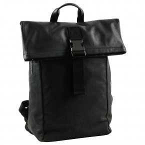 BREE PNCH CASUAL 92 Rucksack anthra/black