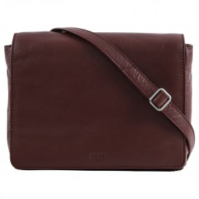 BREE Cary 11 schultertasche port royal