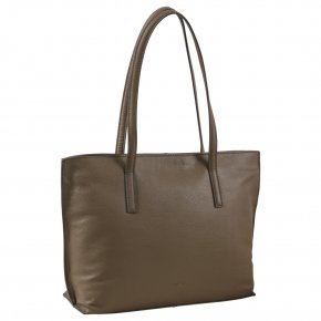 BREE Cary 5 Schultertasche olive