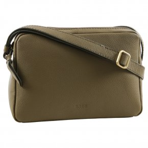 BREE CARY 10 olive cross shoulder