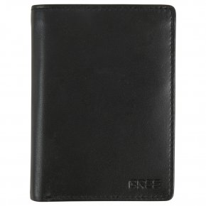 POCKET NEW108 black soft ID card holder