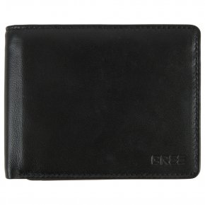 POCKET NEW 112 black soft wallet