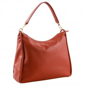 BREE PIPPA 3 Hobo bag rust