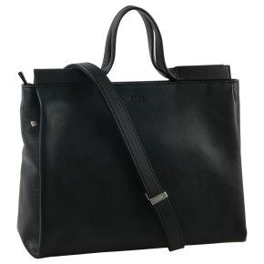 BREE PURE 5 Shopper S black