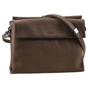 BREE PURE 3 Handtasche carbon