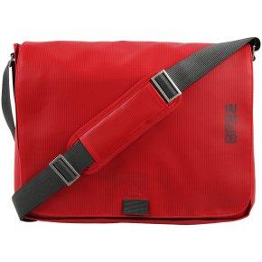 BREE PUNCH 49 Laptoptasche red