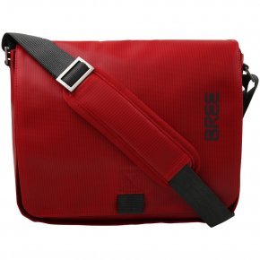 BREE PUNCH 61 Schultertasche red shoulder bag