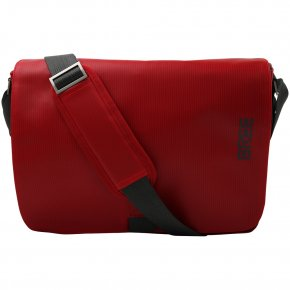 BREE PNCH 62 Schultertasche red