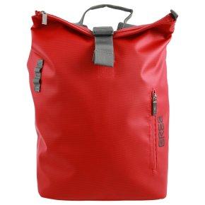 BREE PUNCH 712 Laptoprucksack red