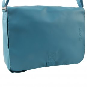 BREE PUNCH 49  Laptoptasche provincial blue
