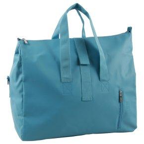 BREE PUNCH 723 Reisetasche provincial blue