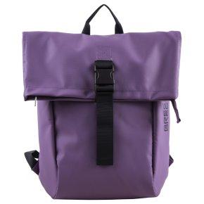 BREE PUNCH 92 Rucksack pat.purple flieder