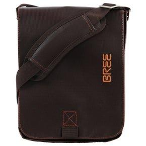 PUNCH 52 mocca  shoulder bag