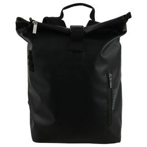 BREE PUNCH 712 Laptoprucksack black