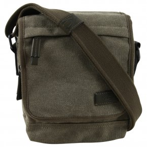 CAMEL ACTIVE MOLINA 1 flap bag  khaki