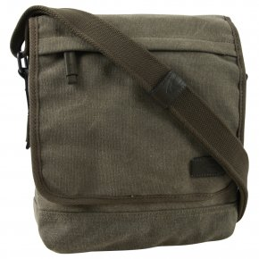 CAMEL ACTIVE MOLINA 2 flap bag  khaki