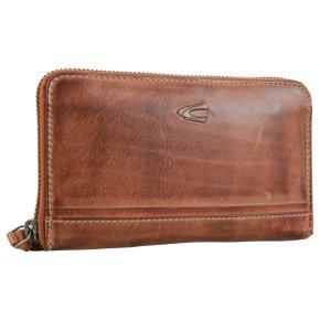 CAMEL ACTIVE SULLANA W3 wallet  cognac