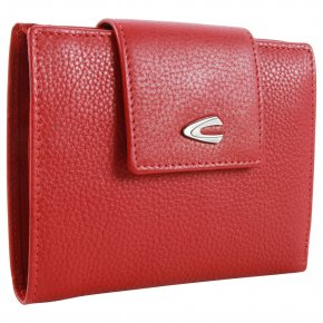 CAMEL ACTIVE PURA W3 wallet RFID  red