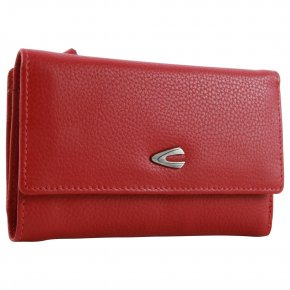 CAMEL ACTIVE PURA W4 wallet RFID  red