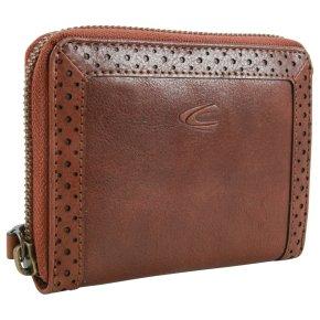 CAMEL ACTIVE TALARA W1 wallet RFID cognac