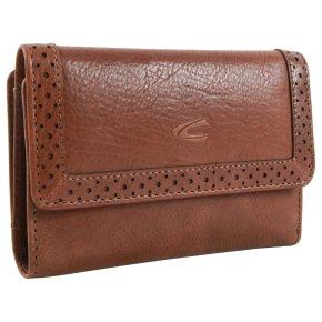 CAMEL ACTIVE TALARA W2 wallet RFID  cognac