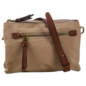 CAMEL ACTIVE Bari cross bag beige