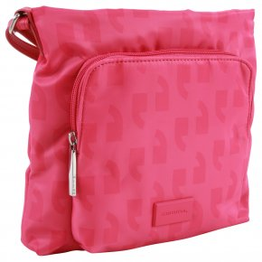 Comma ANY TIME Schultertasche pink