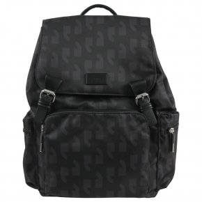 Comma ANY TIME  Rucksack black